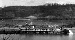 Steamer ALIQUIPPA built during 1914