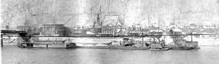 Photo of Steamer COLLIER from collection of William Fels.