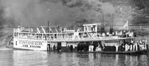 Steamer CRUISER  Collection of William Fels