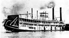 Photo of Steamer JOSH COOK from collection of William Fels