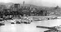 Photo from collection of Pittsburgh History and Landmarks Foundation   Dated 1899