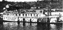 Steamer SAILOR built during 1900