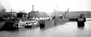 Steamer SLACKWATER     EMW