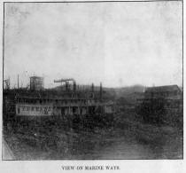 Steamer TORNADO is mentioned numerous times by JW in his journal, the first time is 1901 but it is unknown when this photo was taken.