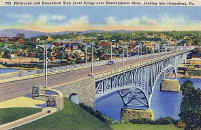 Homestead Bridge Opened in 1937