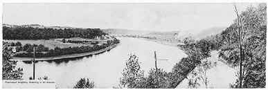 Photo showing Kittanning is dated 1907