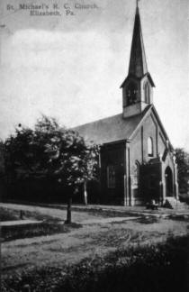 St. Michael's Church was built in 1851 and closed in 1987.