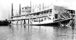 Steamer VALIANT